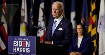 Toàn cảnh liên danh tranh cử Tổng thống Mỹ của Đảng Dân chủ