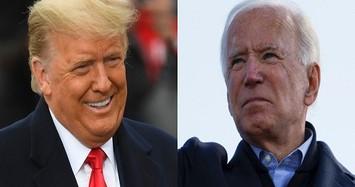 Bầu cử Tổng thống Mỹ: Ông Trump và Biden dồn lực chạy đua trước giờ G