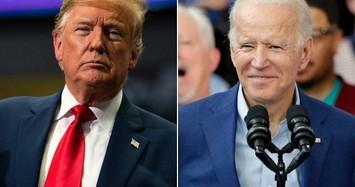 Ông Trump - Biden ở đâu trong ngày bầu cử Tổng thống Mỹ 2020?