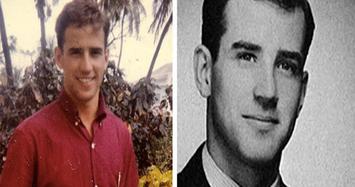Thời thanh niên của ông Joe Biden