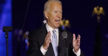Ông Biden phát biểu gì sau khi chiến thắng trong cuộc bầu cử Tổng thống Mỹ?