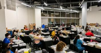 Bang Mỹ đầu tiên kiểm lại toàn bộ phiếu bầu: Quy trình thế nào?