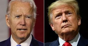 Ông Biden thắng ở Georgia, ông Trump thắng tại Bắc Carolina