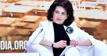 Chân dung người vợ xinh đẹp của Thủ tướng Armenia