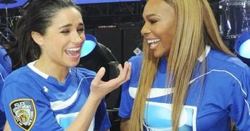 Tình bạn của Công nương Anh Markle và huyền thoại Serena Williams