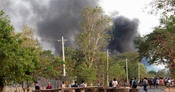 Thêm 82 người Myanmar thiệt mạng vì biểu tình?