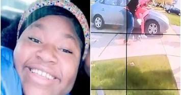 Diễn biến mới nhất vụ cảnh sát Mỹ bắn chết thiếu nữ da màu 15 tuổi