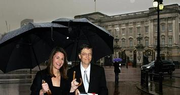 Bill Gates và vợ cũ trước khi ly hôn tình tứ như thế nào?