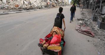 Cuộc sống của người dân ở Gaza giữa cuộc xung đột Israel - Palestine
