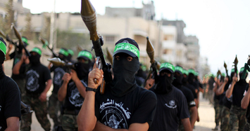 Biết gì về phong trào Hamas đang giao đấu với Israel?