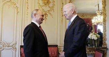 Tổng thống Mỹ Joe Biden tặng món quà bất ngờ cho ông Putin