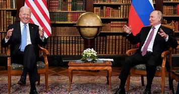 Toàn cảnh cuộc gặp thượng đỉnh Putin - Biden