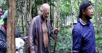 Cụ ông sống sót thần kỳ sau 3 ngày lạc trong rừng rậm ở Thái Lan