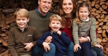 Tổ ấm hạnh phúc của Công nương Kate - Hoàng tử Anh William