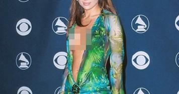 Những sao Hollywood lăng xê mẫu váy xẻ ngực sâu... tận bụng