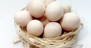 Loại trứng này nếu có giá bèo cũng không mua để ăn