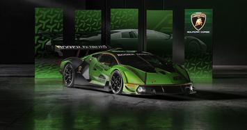 Cận cảnh siêu xe Lamborghini Essenza SCV12 chỉ sản xuất 40 chiếc