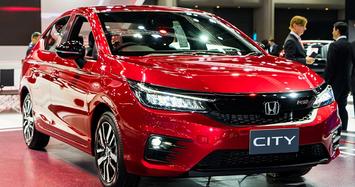 Cận cảnh Honda City 2020 sắp về Việt Nam để 'đấu' Toyota Vios