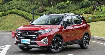 Cận cảnh ô tô của Trung Quốc 5 chỗ có giá chưa đến 300 triệu đồng