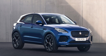 SUV hạng sang Jaguar E-Pace 2021 có gì hấp dẫn?