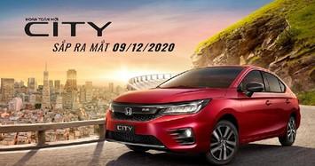 Người dùng Việt Nam thất vọng với các thông số của Honda City 2020