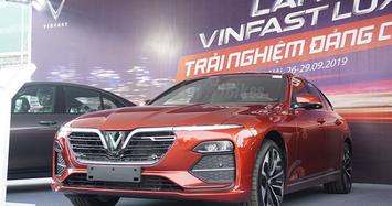 VinFast Lux A2.0 sắp có phiên bản hạng sang 2 cửa
