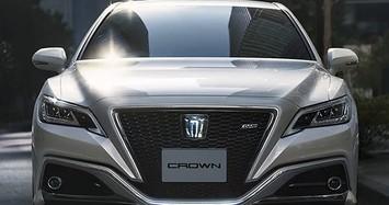 Chi tiết xe sang Toyota Crown 2021 giá hơn 1 tỷ đồng