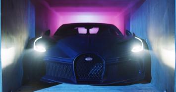 Cận cảnh siêu xe Bugatti Divo giá cao chót vót 130 tỷ đồng