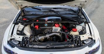 Dân chơi bỏ ra chi 1,5 tỷ độ BMW 428i thành M4