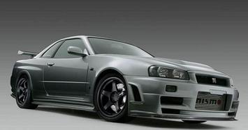 Soi Nissan Skyline GT-R R34 hàng 'độc' giá lên tới hơn 7 tỷ