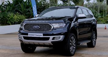 Ford Everest 2021 từ 968 triệu sắp về Việt Nam