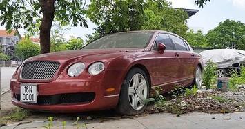 Xe siêu sang Bentley tiền tỷ bị 'bỏ xó' ở Hải Phòng giờ ra sao?