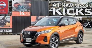 Nissan Kicks đối đầu Kia Seltos ở thị trường Việt Nam