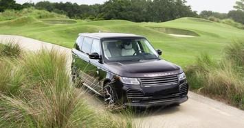 Cận cảnh Range Rover Sandringham hơn 7 tỷ đồng