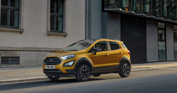 Ford EcoSport Active 2021 từ 28.000 USD tại Anh