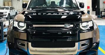 Cận cảnh Land Rover Defender 110 X giá hơn 6,5 tỷ đồng