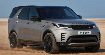 Cận cảnh Land Rover Discovery 2021 giá từ 1,24 tỷ đồng
