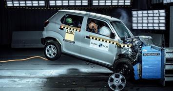 Độ an toàn của Suzuki S-Presso từ 114 triệu đồng tại Ấn Độ như nào?