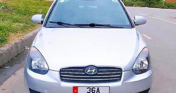 Hyundai Accent trúng biển khủng tăng giá nửa tỷ đồng