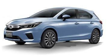 Honda City giá rẻ sẽ có thêm phiên bản hatchback