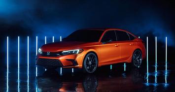 Honda Civic 2022 lột bỏ phong cách thể thao để thanh lịch hơn