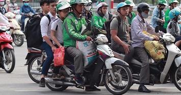 Ôtô, xe máy chở quá số người qui định bị phạt ra sao?