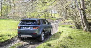Xe sang Land Rover và Range Rover dính lỗi phải triệu hồi 3.048 xe