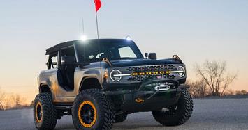Chùm ảnh 'hàng nóng' Bronco và F-150 và Raptor
