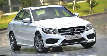 Hơn 3.200 xe sang Mercedes C-Class dính lỗi tại Việt Nam