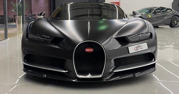 Mê mẩn Bugatti Chiron có giá hơn 67 tỷ đồng