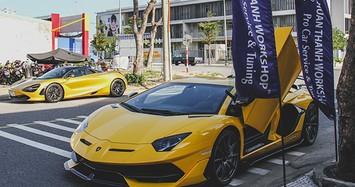Đại gia Đà Nẵng chi hơn 50 tỷ đồng tậu Lamborghini Aventador SVJ