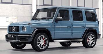 Đại gia Cường Đô la tậu Mercedes G63 AMG giá gần 12 tỷ đồng tặng vợ