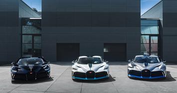 Có hay không việc tập đoàn Volkswagen bán thương hiệu siêu xe Bugatti?