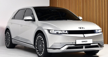 Cận cảnh Hyundai IONIQ 5 giá hơn 1 tỷ bán chạy như 'tôm tươi' tại Hàn Quốc